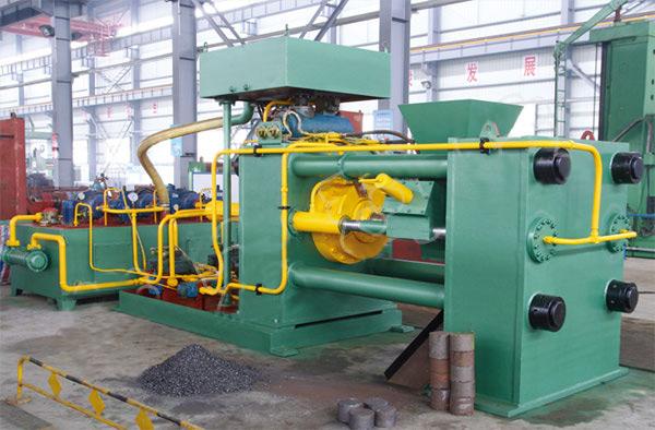 Y83-400压块机