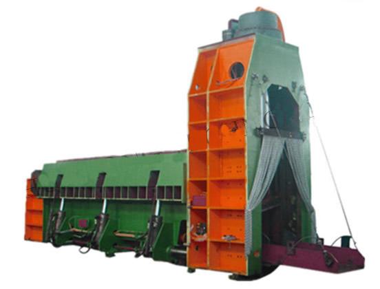 HBS系列重型液压剪切机