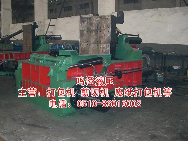Y81液压废金属竞博体育废钢竞博体育液压压块机
