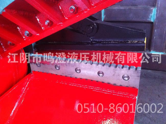 Q43-2000圆钢剪切机
